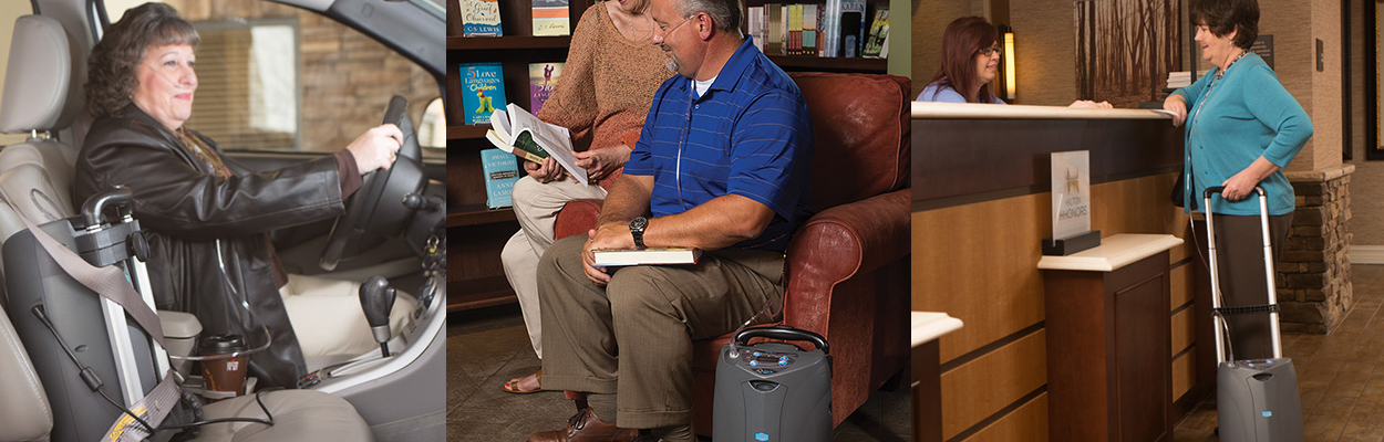 SeQual eQuinox Portable Concentrator