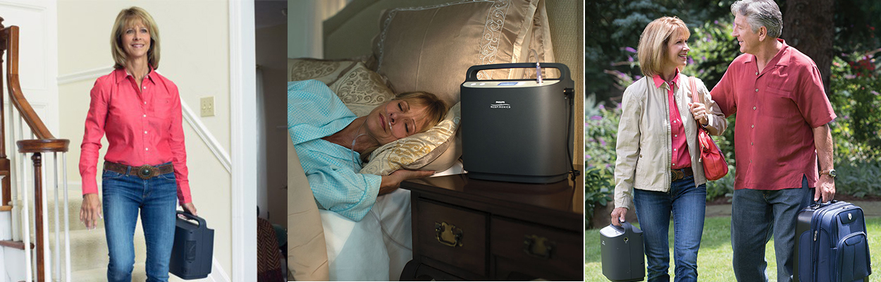 Respironics SimplyFlo Home Concentrator